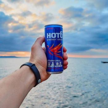 Энергетический напиток Hot 6 (хот сикс)
