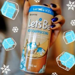 Let's be ICE Cappucino